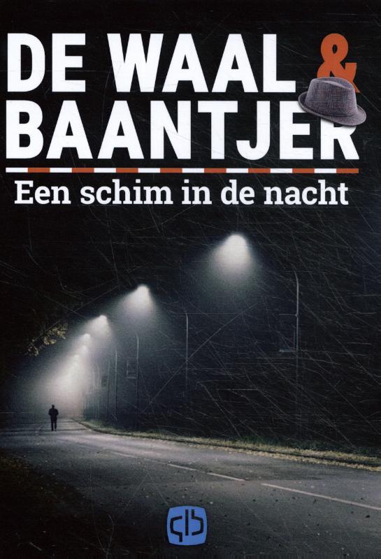 Cover Een schim in de nacht