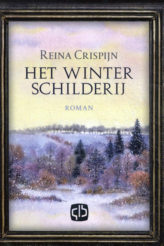 Cover Het winterschilderij