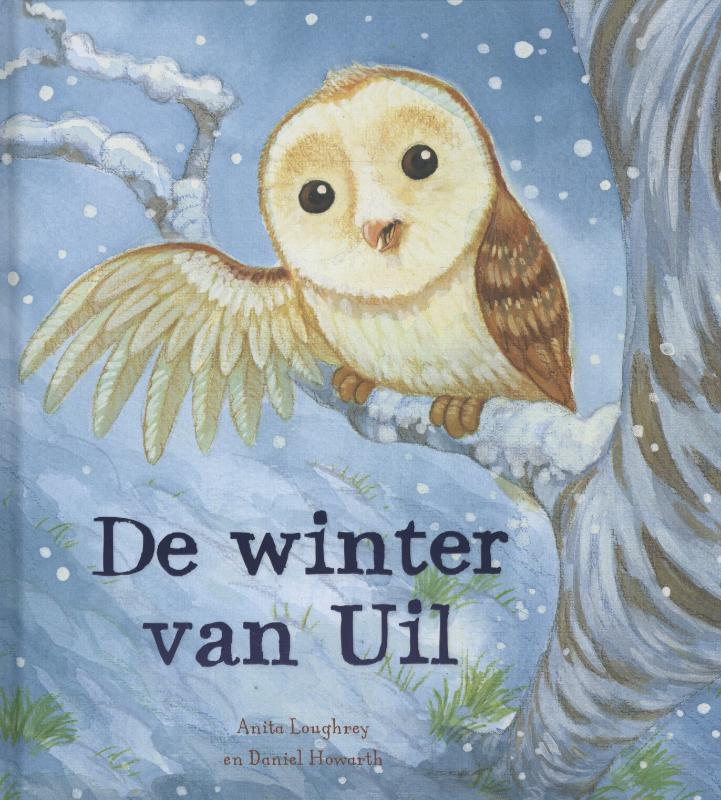 Cover De winter van Uil