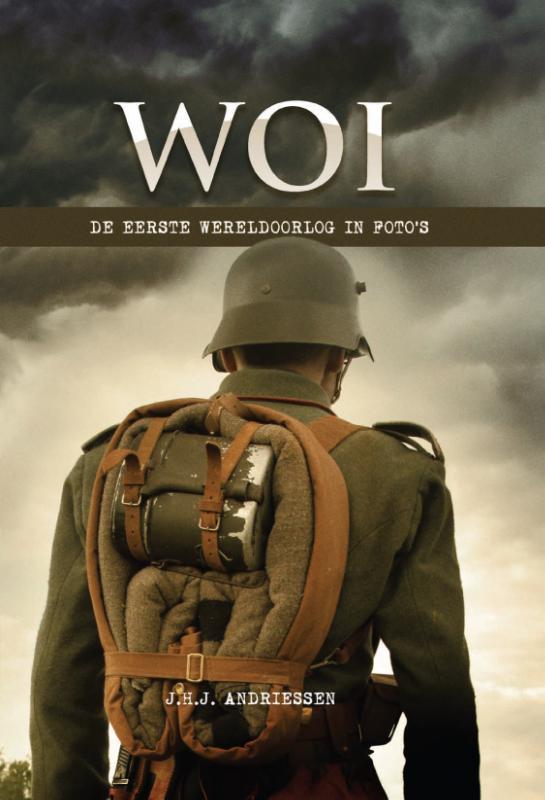 Boek: WOI - Geschreven door J.H.J. Andriessen