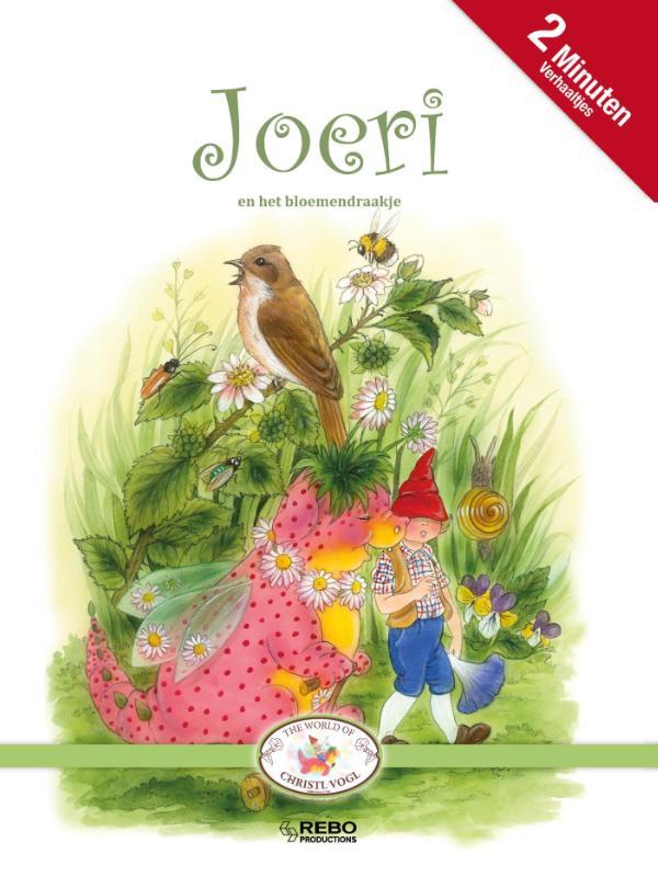 Cover Joeri en het bloemendraakje