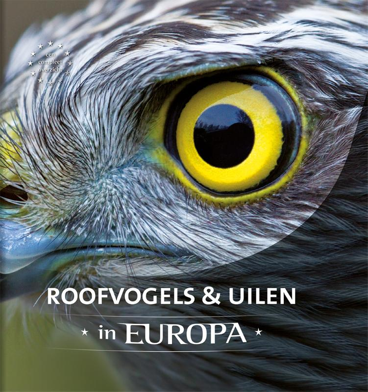 Cover Roofvogels & uilen in Europa
