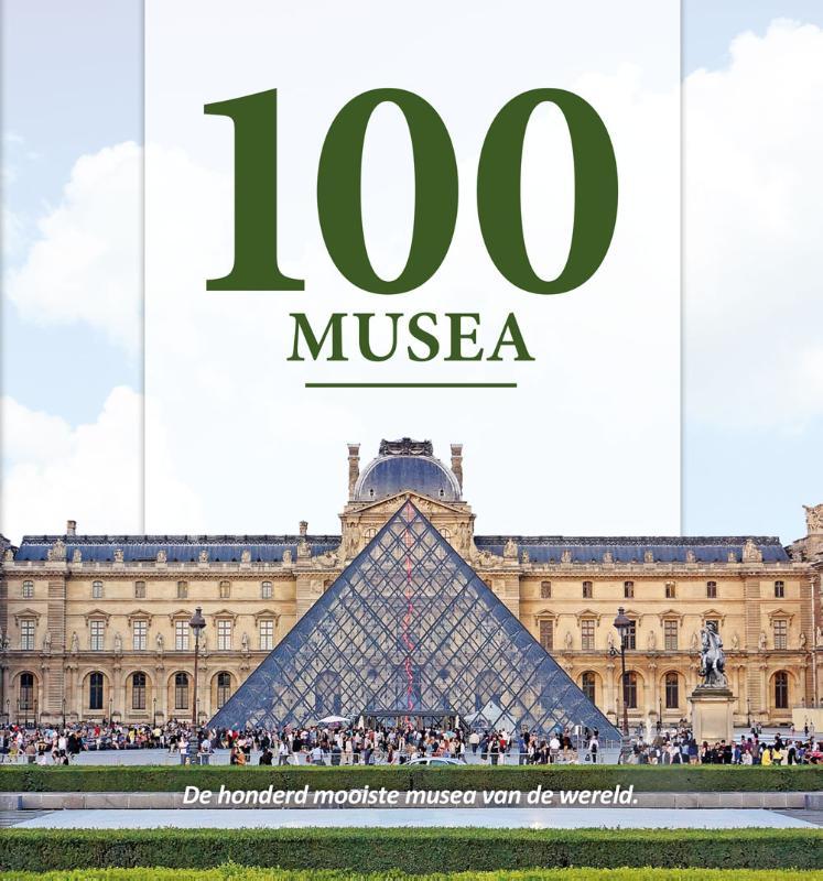 Cover 100 verrassende musea