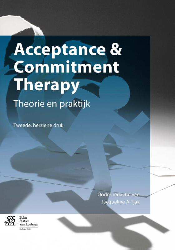Cover Acceptance & Commitment Therapy