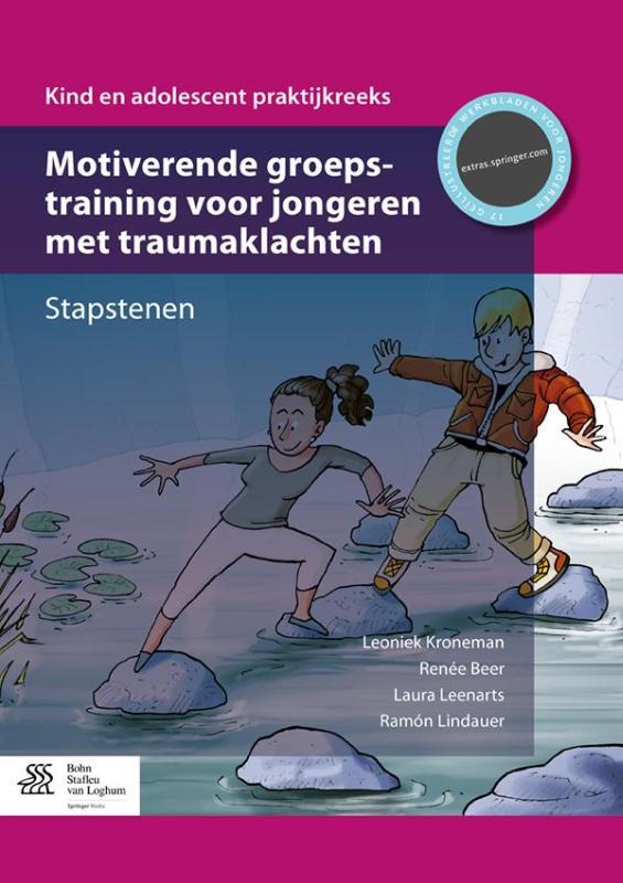 Cover Motiverende groepstraining voor jongeren met traumaklachten