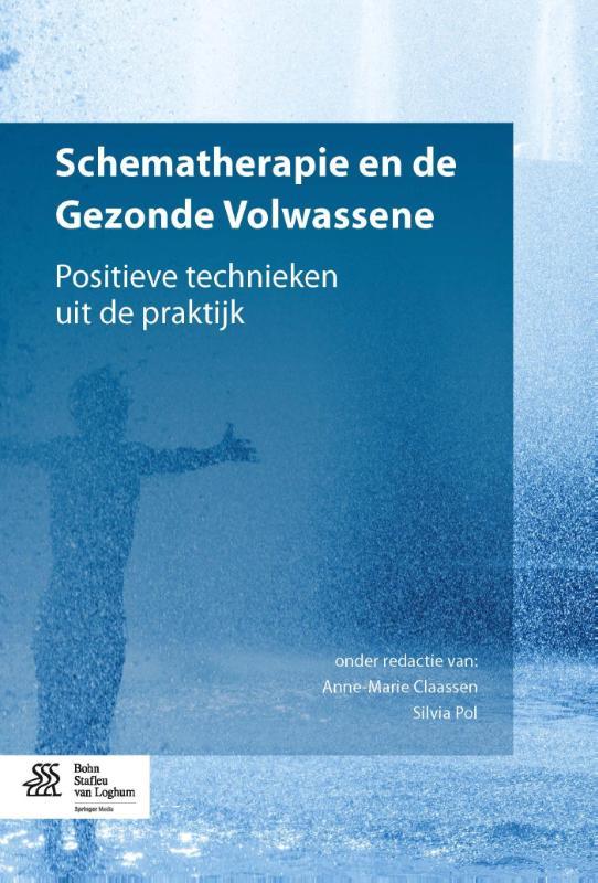 Cover Schematherapie en de gezonde volwassene
