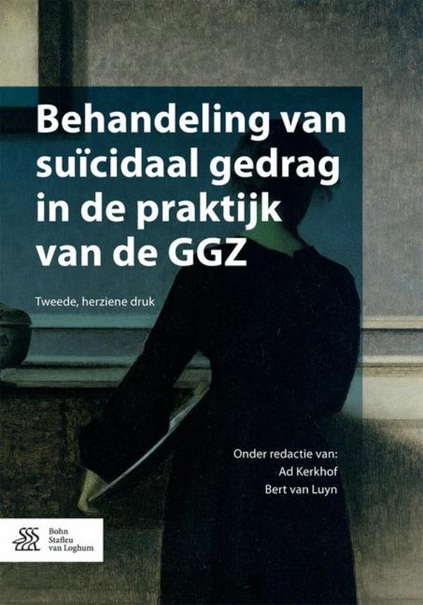 Cover Behandeling van suïcidaal gedrag in de praktijk van de GGZ
