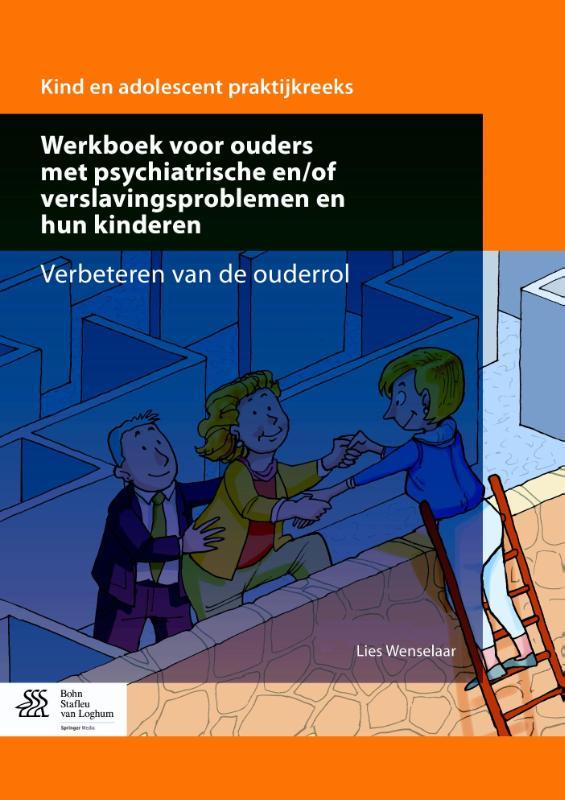 Cover Werkboek voor ouders met psychiatrische en/of verslavingsproblemen en hun kinderen