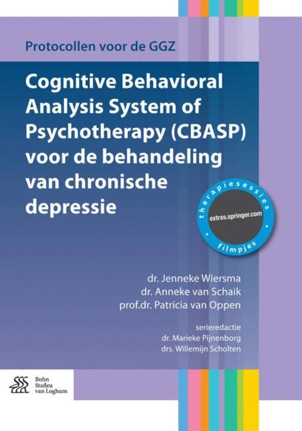 Cover Cognitive Behavioral Analysis System of Psychotherapy (CBASP) voor de behandeling van chronische depressie