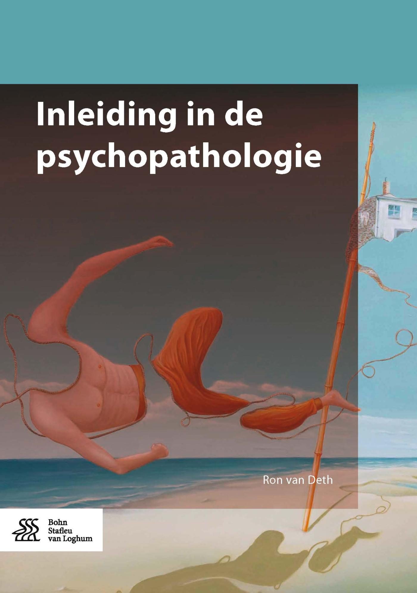 Cover Inleiding in de psychopathologie