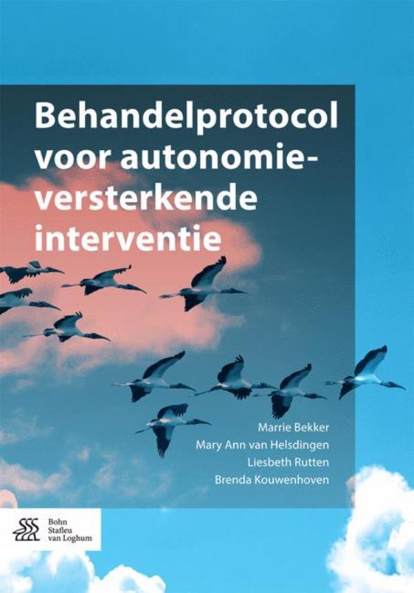 Cover Behandelprotocol voor autonomieversterkende interventie