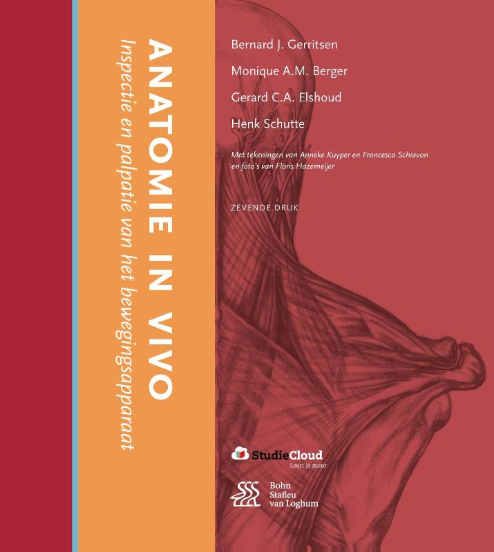Cover Anatomie in vivo
