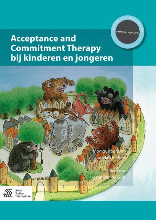 Cover Acceptance and Commitment Therapy bij kinderen en jongeren