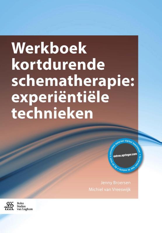 Cover Werkboek kortdurende schematherapie: experiëntiële technieken