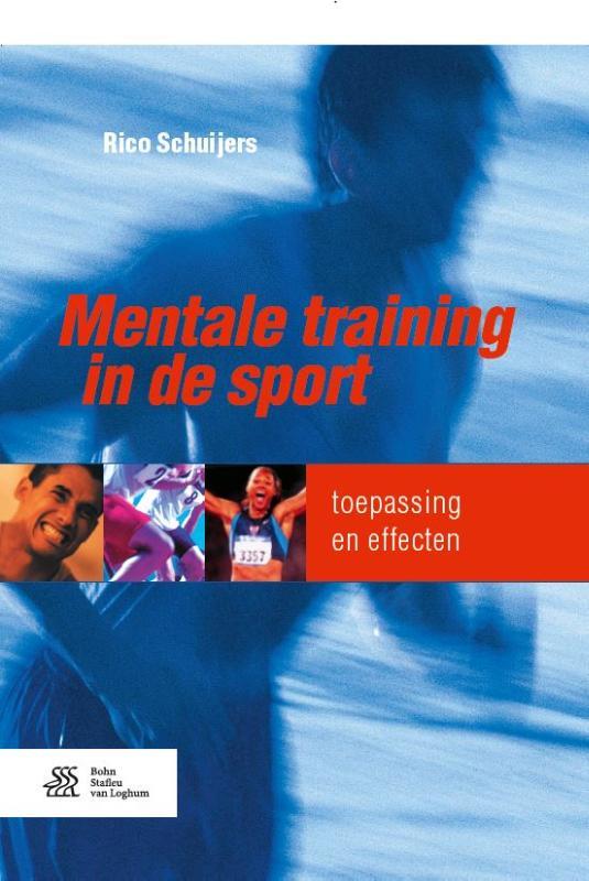 Cover Mentale training in de sport