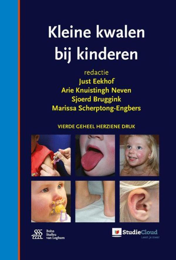 Cover Kleine kwalen bij kinderen
