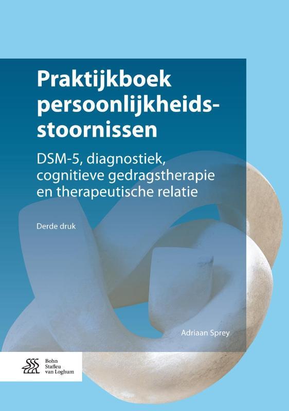 Cover Praktijkboek persoonlijkheidsstoornissen