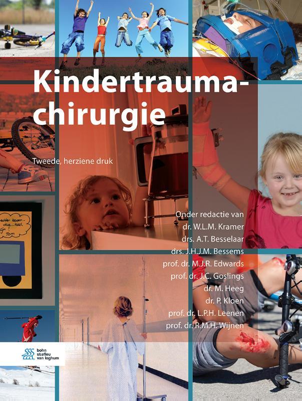 Cover Kindertraumachirurgie