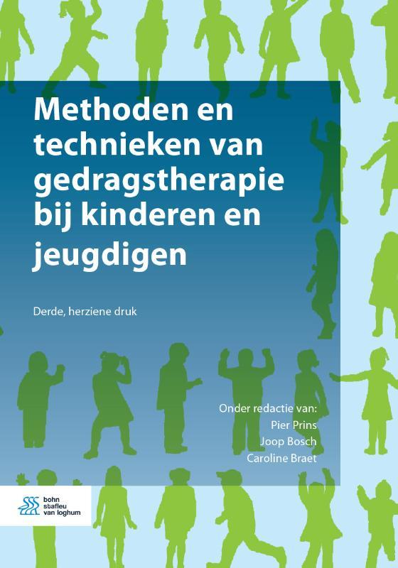 Cover Methoden en technieken van gedragstherapie bij kinderen en jeugdigen