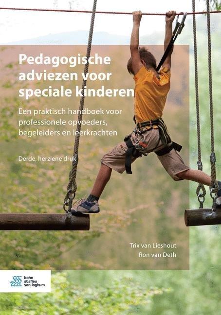 Cover Pedagogische adviezen voor speciale kinderen