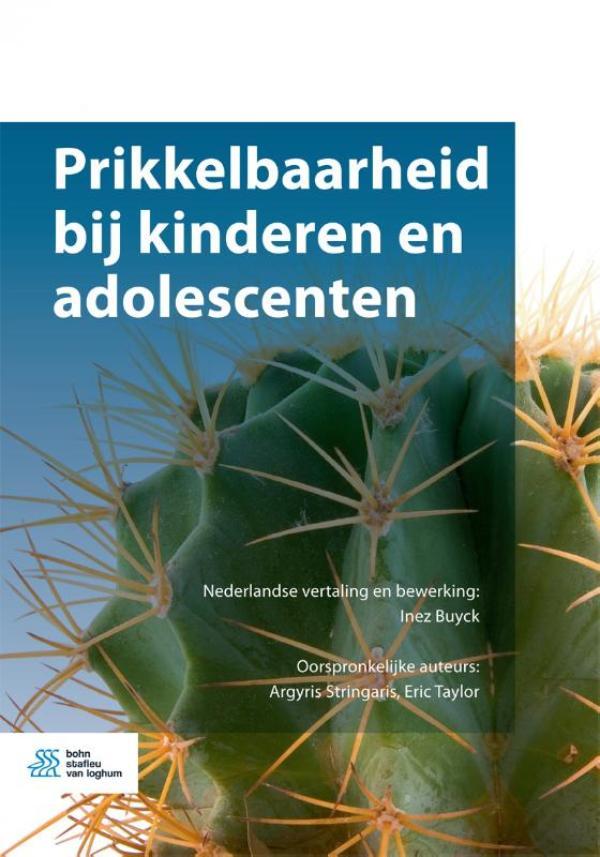 Cover Prikkelbaarheid bij kinderen en adolescenten