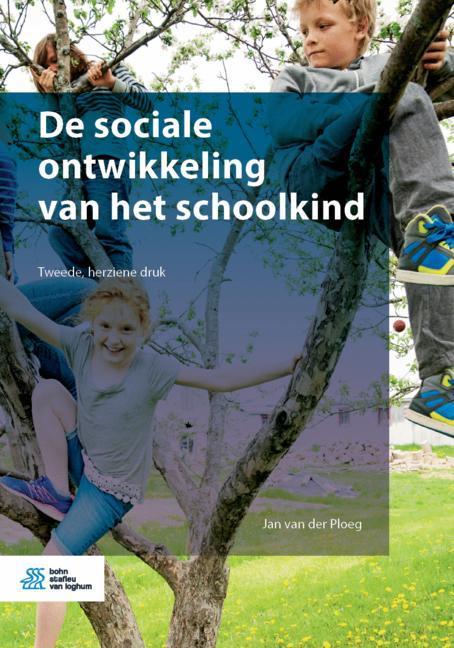 Cover De sociale ontwikkeling van het schoolkind
