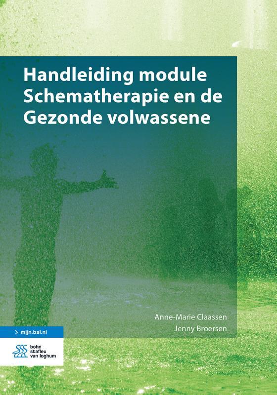 Cover Handleiding module Schematherapie en de Gezonde volwassene