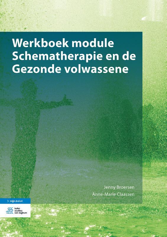 Cover Werkboek module Schematherapie en de Gezonde volwassene