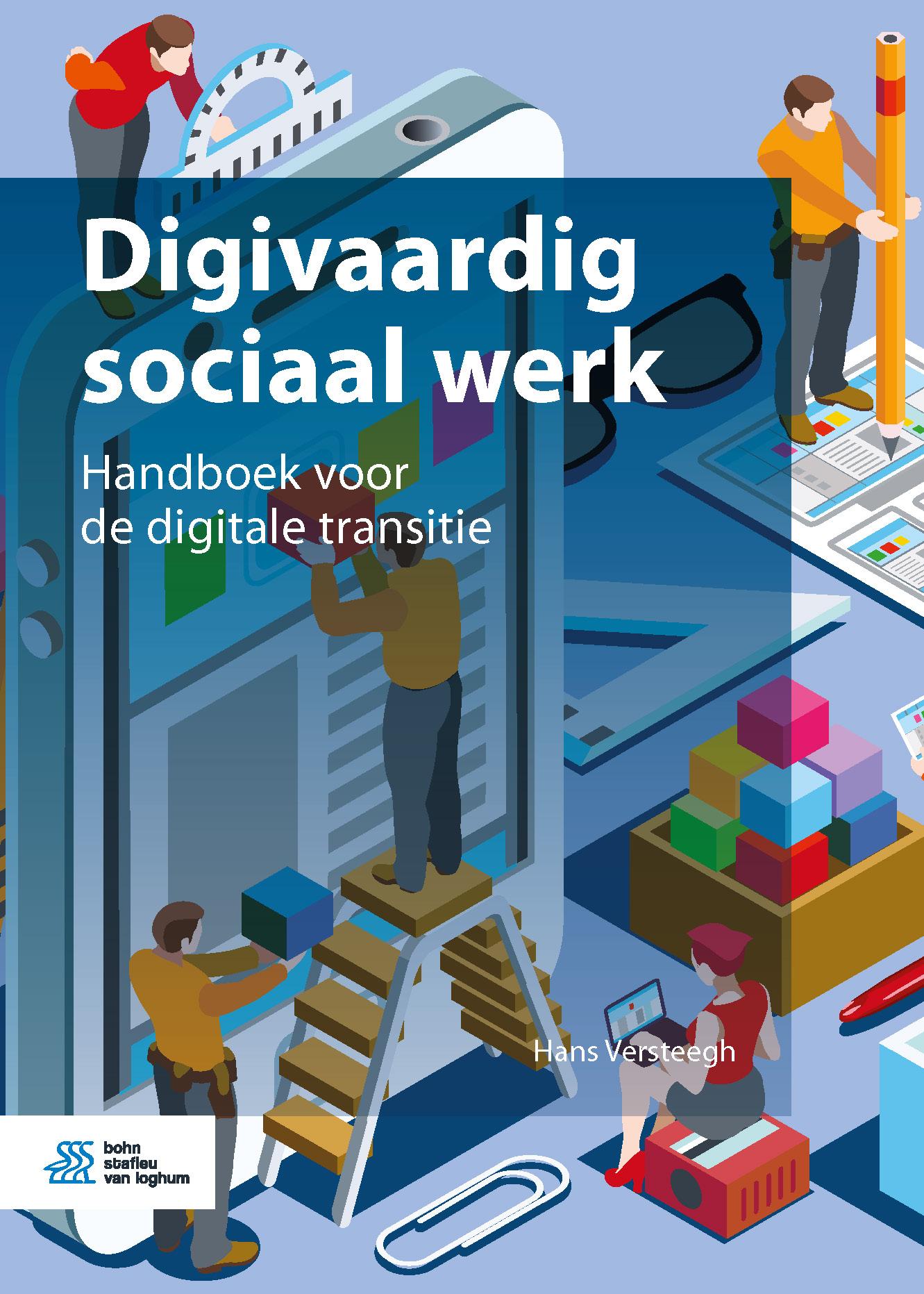 Cover Digivaardig sociaal werk