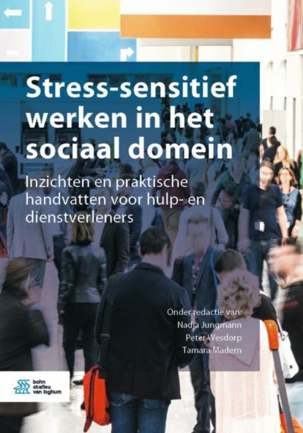 Cover Stress-sensitief werken in het sociaal domein