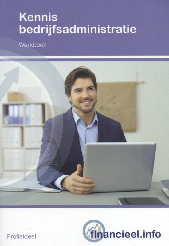 Cover Kennis bedrijfsadministratie