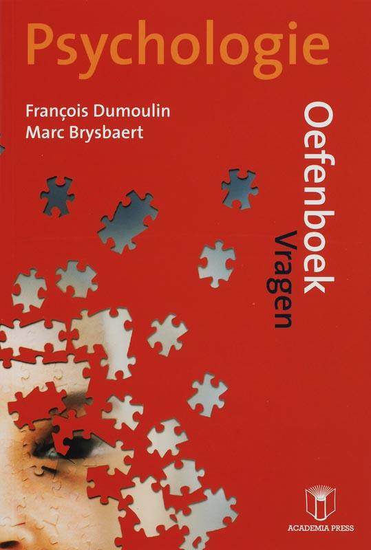 Cover Psychologie oefenboek set vragen en oplossingen