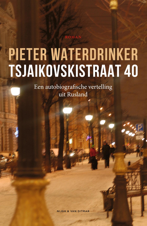 Cover Tsjaikovskistraat 40