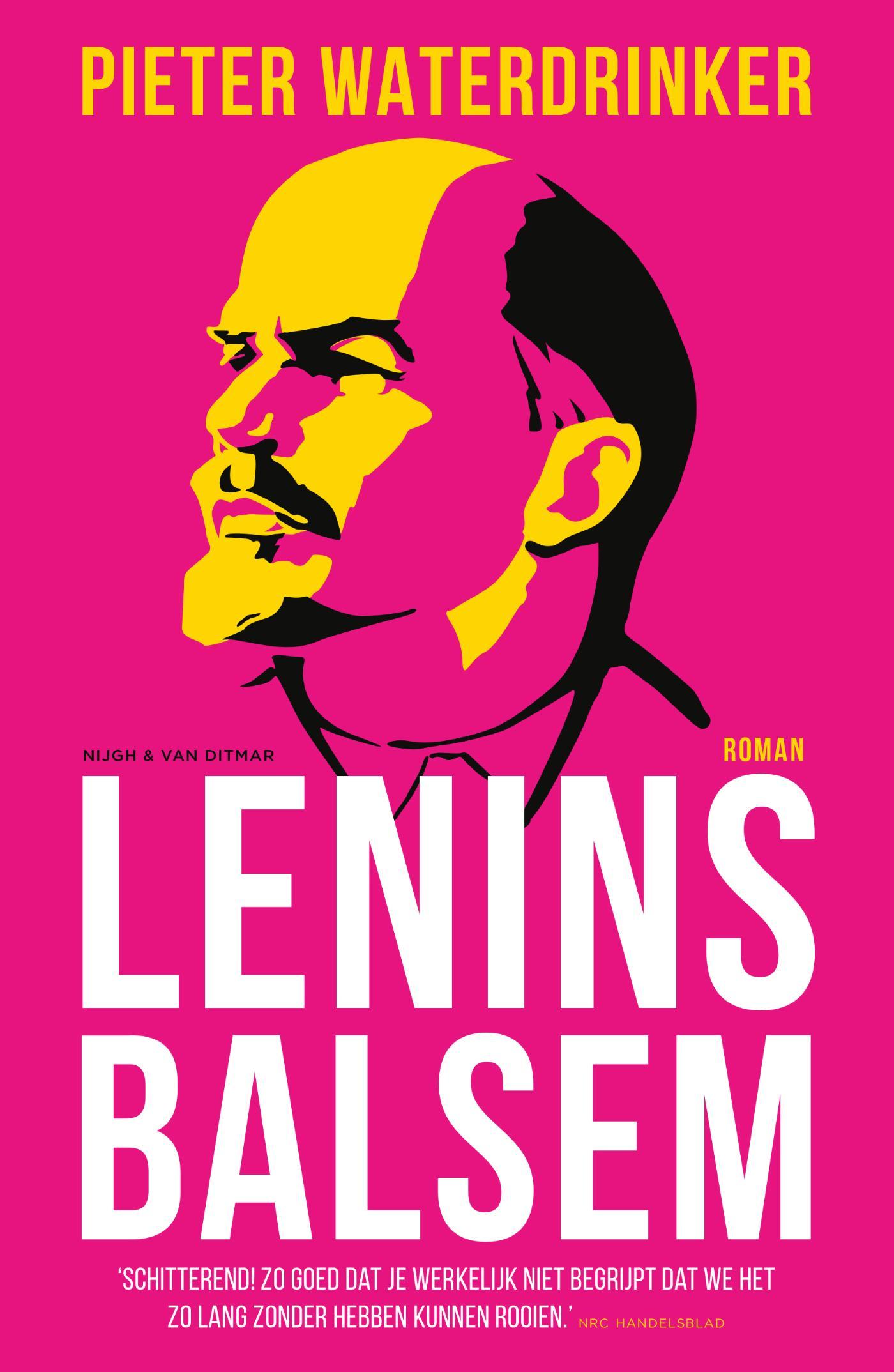 Cover Lenins balsem
