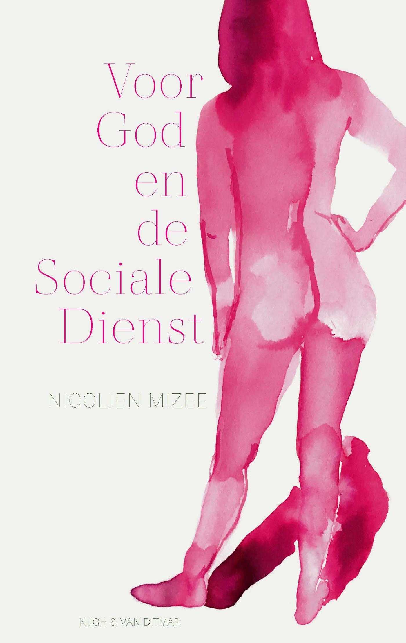 Cover Voor God en de Sociale Dienst