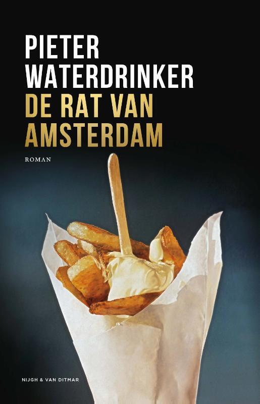 Cover De rat van Amsterdam