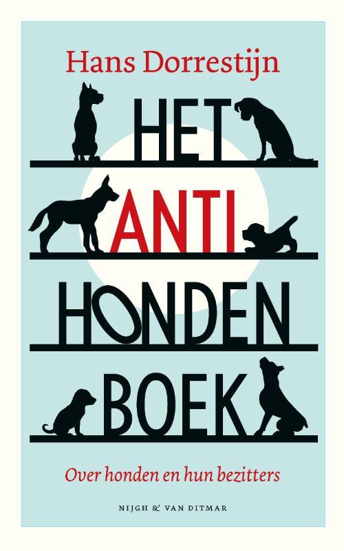 Cover Het anti-hondenboek