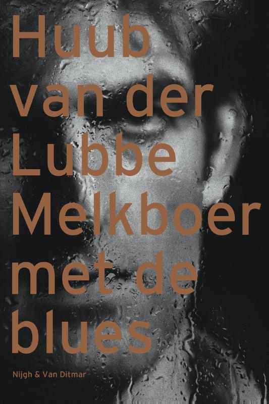 Cover Melkboer met de blues