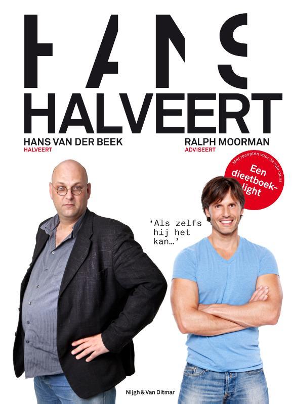 Cover Hans halveert