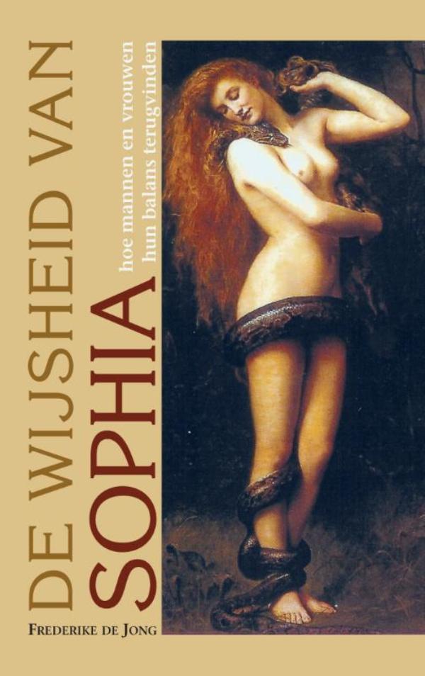 Cover De wijsheid van Sophia