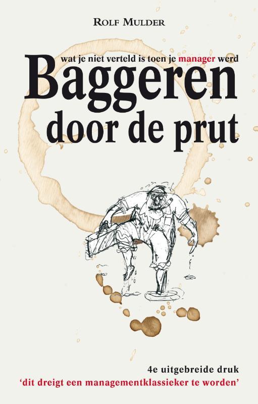 Cover Baggeren door de prut