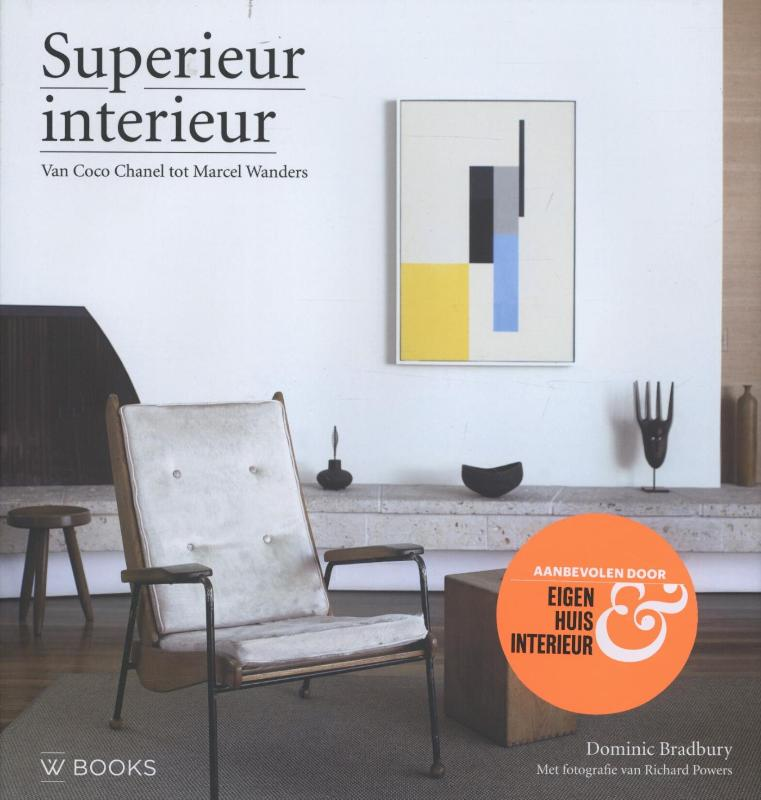 Boek: Superieur interieur - Geschreven door Dominic Bradbury