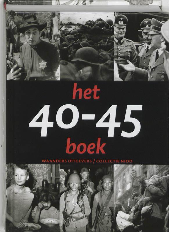 Cover Het 40-45 boek