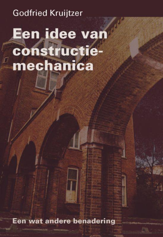 Cover Een idee van constructie-mechanica