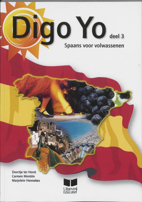 Cover Digo Yo 3