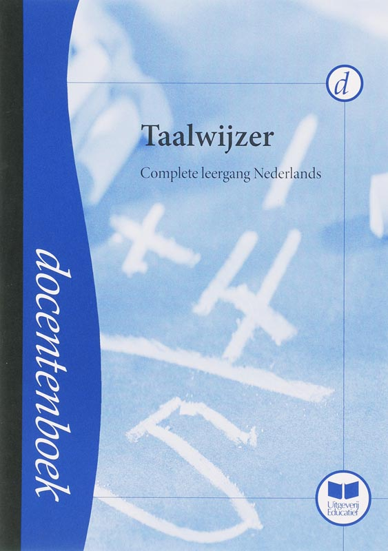 Cover Taalwijzer