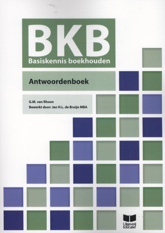 Cover BKB Basiskennis Boekhouden