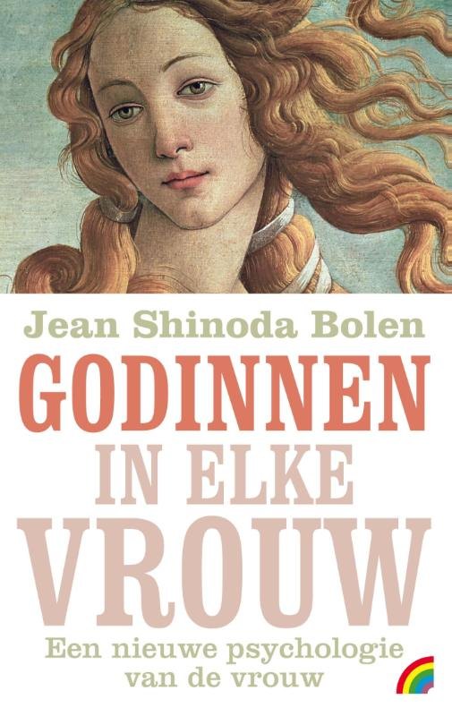 Cover Godinnen in elke vrouw