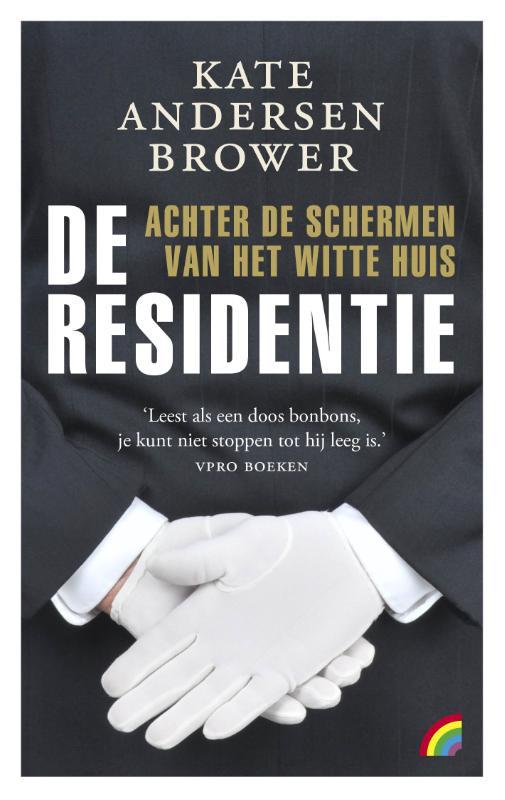 Cover De residentie
