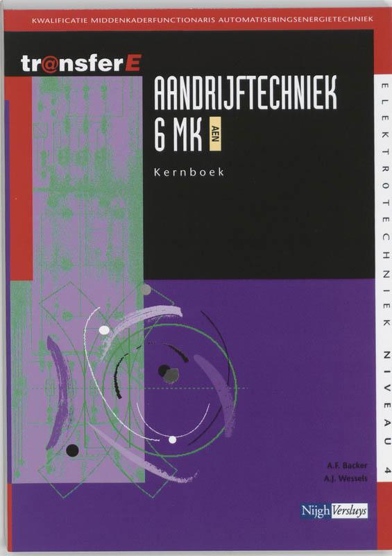 Cover Kernboek